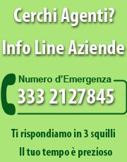 Ricerchi Agenti? Chiama il n. 3332127845